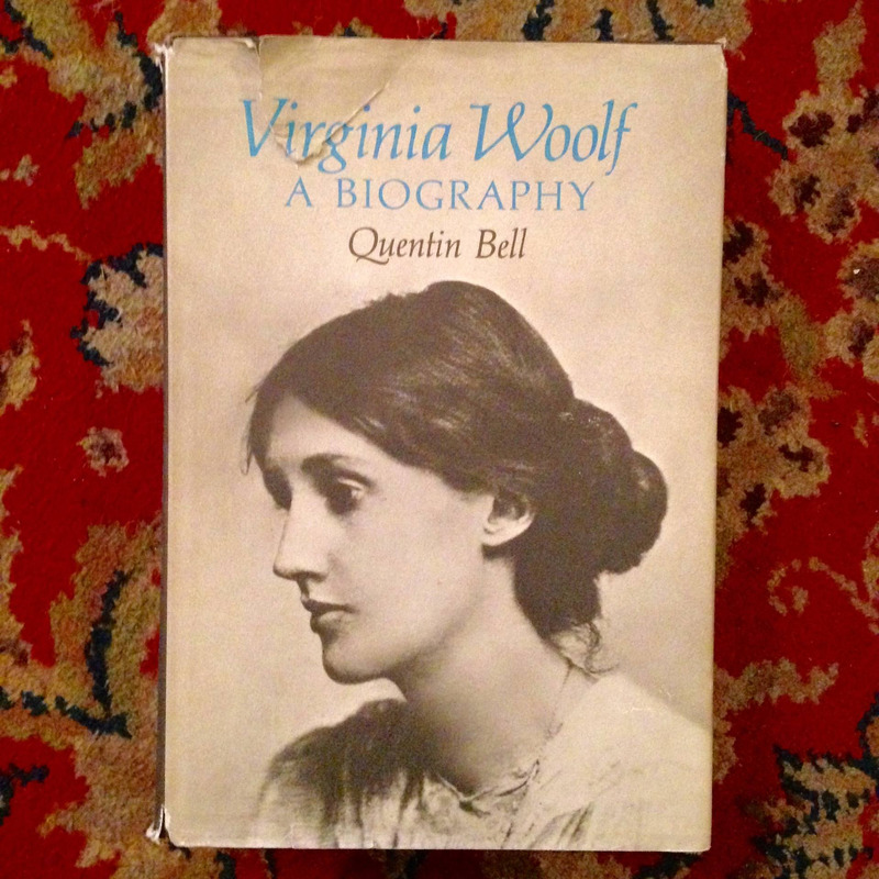 Quentin Bell. VIRGINIA WOOLF: A BIOGRAPHY.