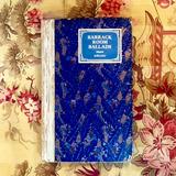 Rudyard Kipling.  BARRACK ROOM BALLADS.