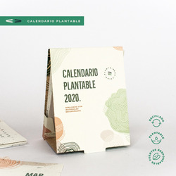 3 Calendarios Plantables 2020