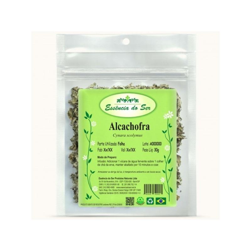 Cha de Alcachofra - Kit 2 x 30g - Essencia do Ser
