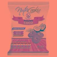 Rosquinhas NutriCookie de Coco Sem Gluten - 35g - NutriPleno