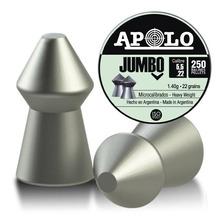 Balines Apolo Jumbo Lata X250 5.5 - Aire Comprimido - Swat