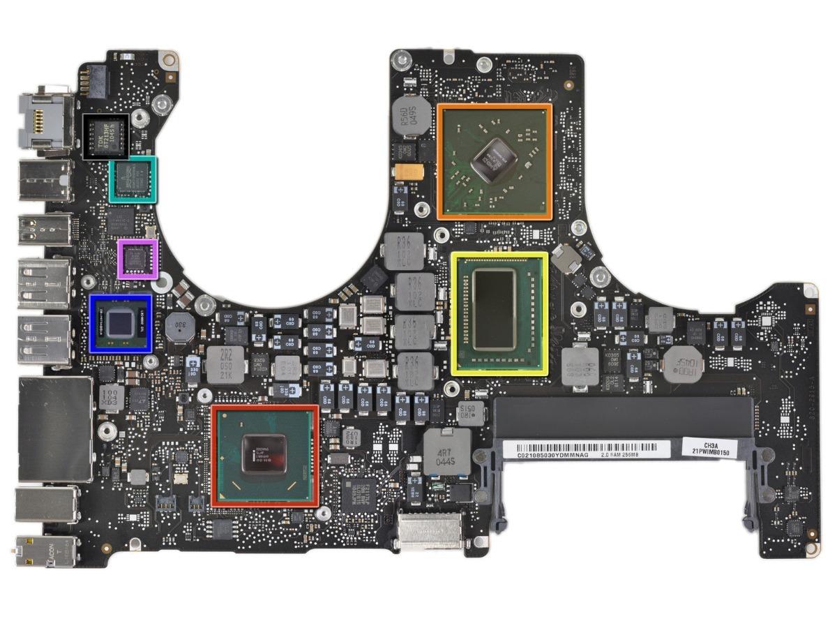 Placa De Video Macbook Pro 2011