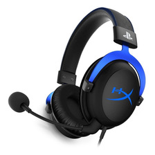 Auriculares Headset Gamer Hyperx Cloud Sony Ps4 Licencia Oficial Gtia
