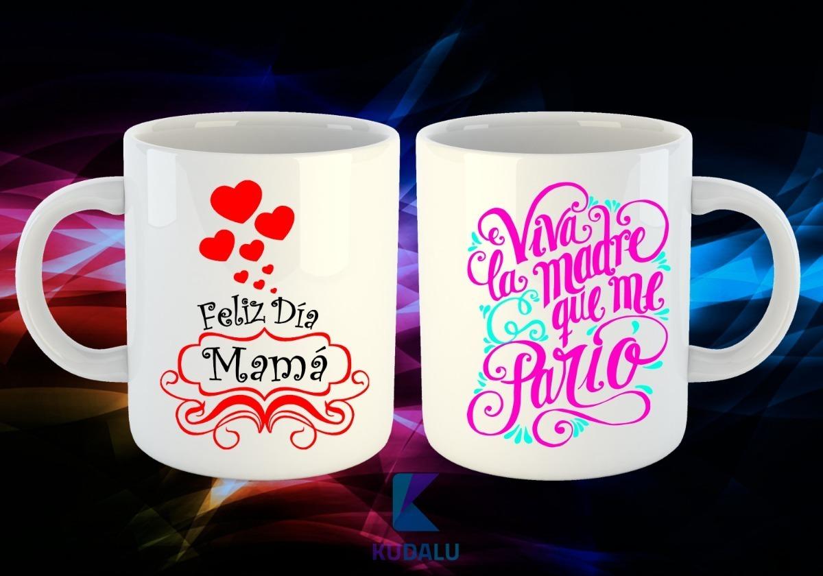 Tazas De Ceramica Mama 2