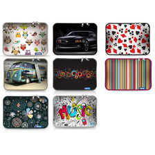 Funda Notebook Neoprene 14  Estampado Con Diseño Powerzon