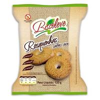 Rosquinha Biscoleve de Coco Sem Gluten - 120g - NutriPleno