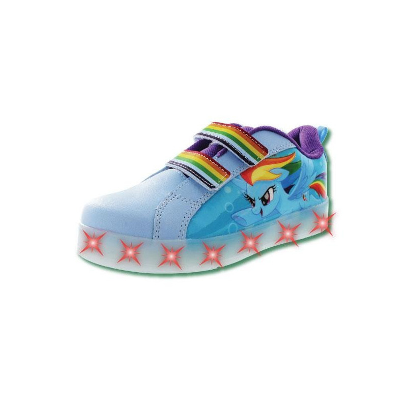 Sneakers My Little Pony azules T03408