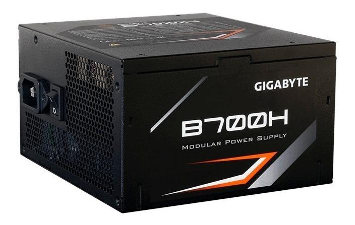 Fuente Gigabyte B700h 700w 80+ Bronce Gamer Pc Psu