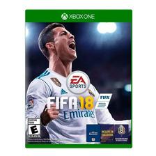 Fifa 18 | Xbox One | Fisico Sellado Original Nuevo