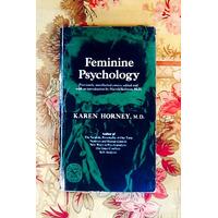 Karen Horney.  FEMININE PSYCHOLOGY.