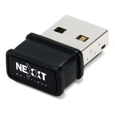 Placa De Red Adaptador Wifi Usb Nexxt Nano 150mbps Wireless