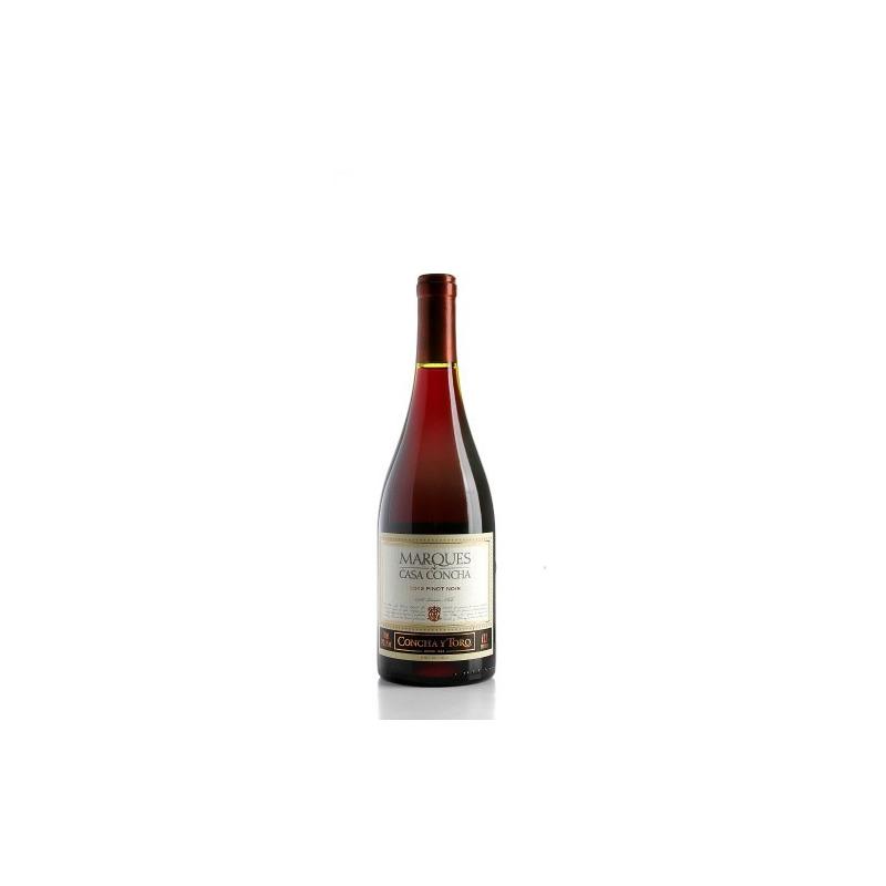 Vinho Fino Pinot Noir 750ml - Marques de Casa Concha