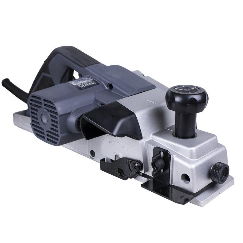 "Plaina Eletrica 82mm (3 1/4"") - M1100G - Makita"