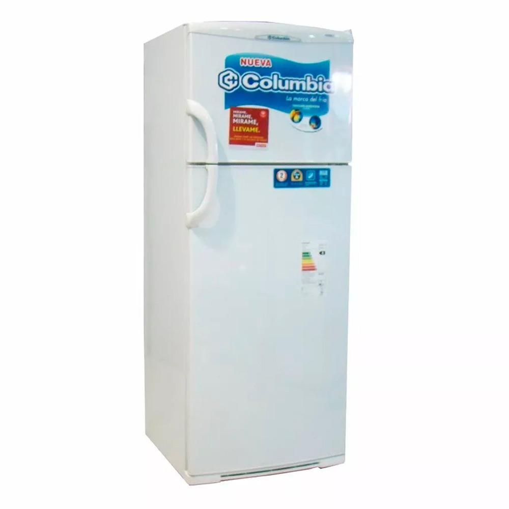 Heladera Con Freezer Columbia Htf2434-h Blanca