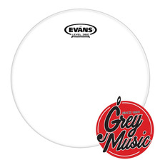 Parche Evans U.s.a Tt10g12 P/ Tom De 10  Clear - Grey Music