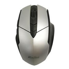 Mouse Inalambrico Kolke Kem-249 Recargable Usb Pc Wireless