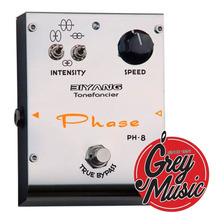 Pedal Biyang Ph8 Phase 4 Formas Onda Diferetes - Grey Music