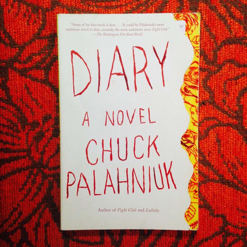 Chuck Palahniuk.  DIARY.