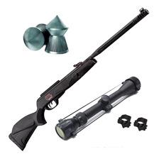 Rifle Aire Comprimido Gamo Black Maxxim Igt Mach1 Mira Zoom