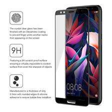 Glass Vidrio Templado Huawei Mate 10 Lite 3d Curvo + Envio