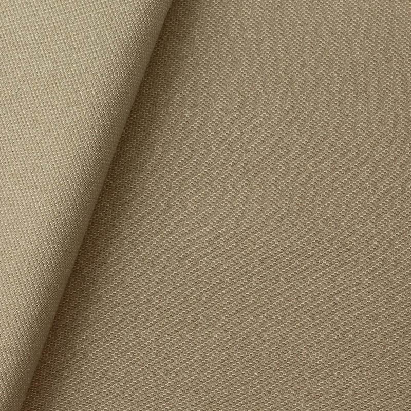 Tecido jacquard tecido liso caqui Coleção Vicenzza