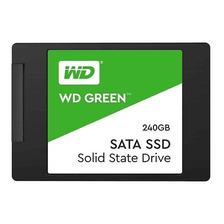 Disco Solido Wd 240gb Ssd Green 2.5 Western Digital Cuotas