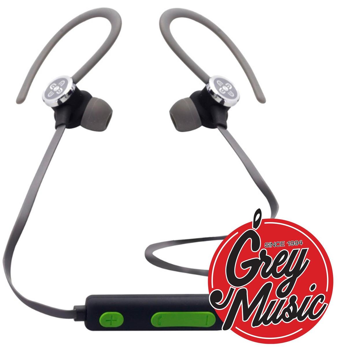 Auricular Moki Acc Hpexact In Ear Exo Active Bluetooth Black