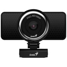 Webcam Genius Ecam 8000 Microfono Usb Camara Web 1080p 360°