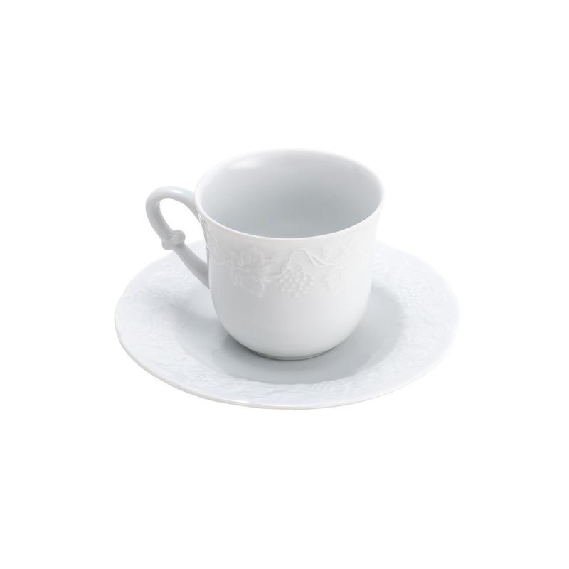 Jogo 6 Xícaras de Chá 200ml Vendange 31017031