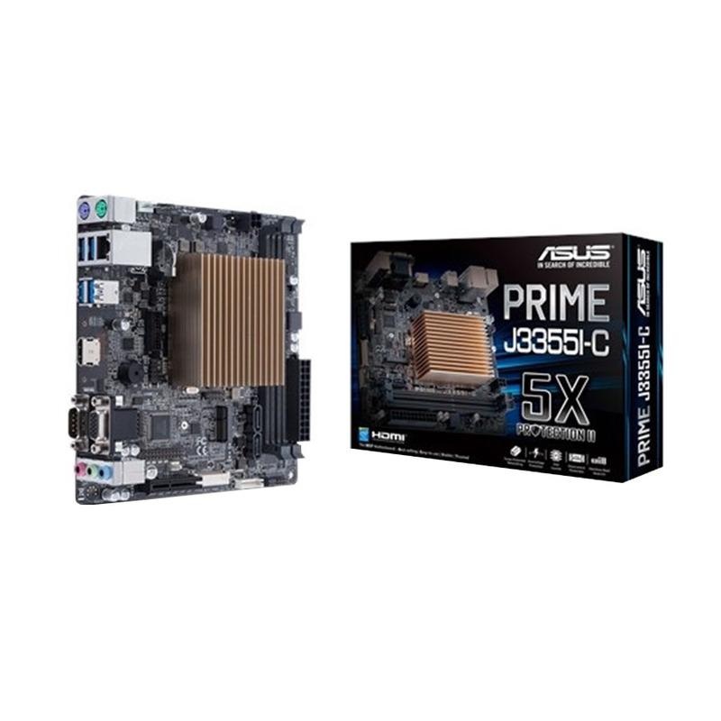 Motherboard Mini ITX con Procesador Intel, ASUS J3355I-C