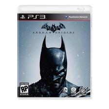 Batman Arkham Origins Ps3 Fisico Sellado Nuevo Original