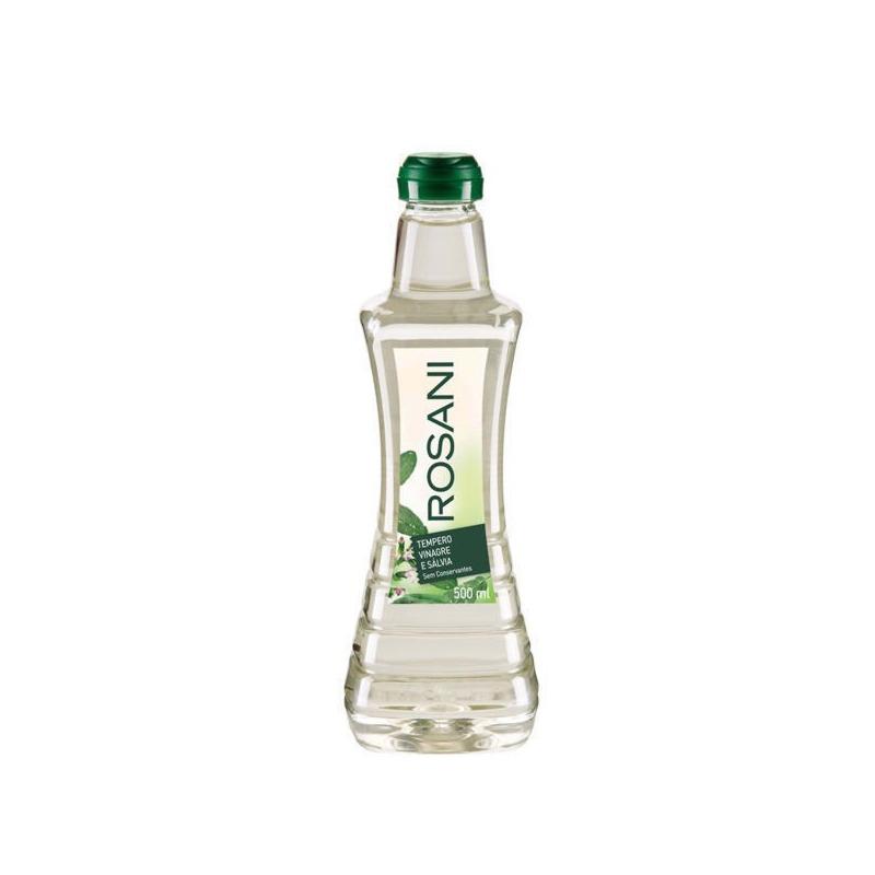 Vinagre com Salvia - 500ml Rosani