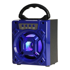 Parlante Portátil Kolke Bluetooth Kpp-227 Boxy Usb Sd Fm