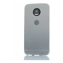Funda Espejada Mirror Luxury Moto G5 G5s G6 Plus + Glass