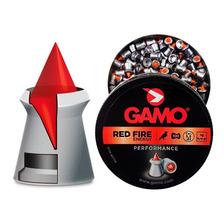Balines Gamo Red Fire X100 5.5 Mm - Caza Penetración - Punta