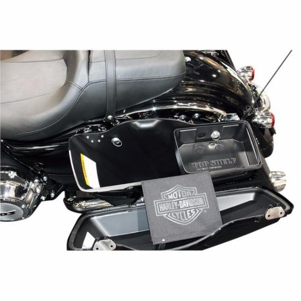 Porta Objetos Mala Lateral Harley Touring Ts100hd Top Shelf
