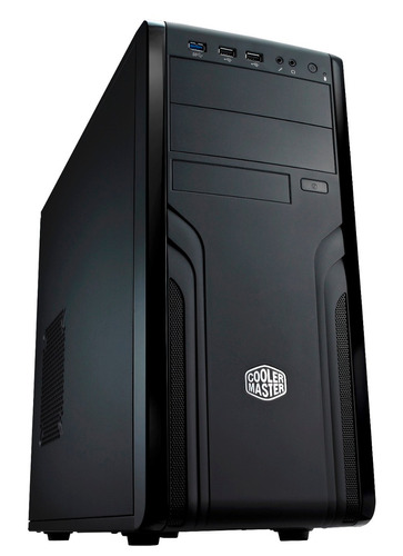 Gabinete Cooler Master Cm Force 500 Usb 3.0 Fan 120