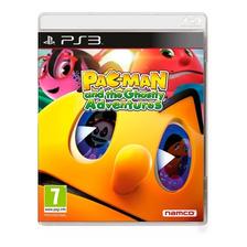 Pac-man Y Las Aventuras Fantasmales Ps3 Fisico Original