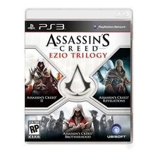 Assassins Creed Ezio Trilogy Ps3 Fisico Sellado Original