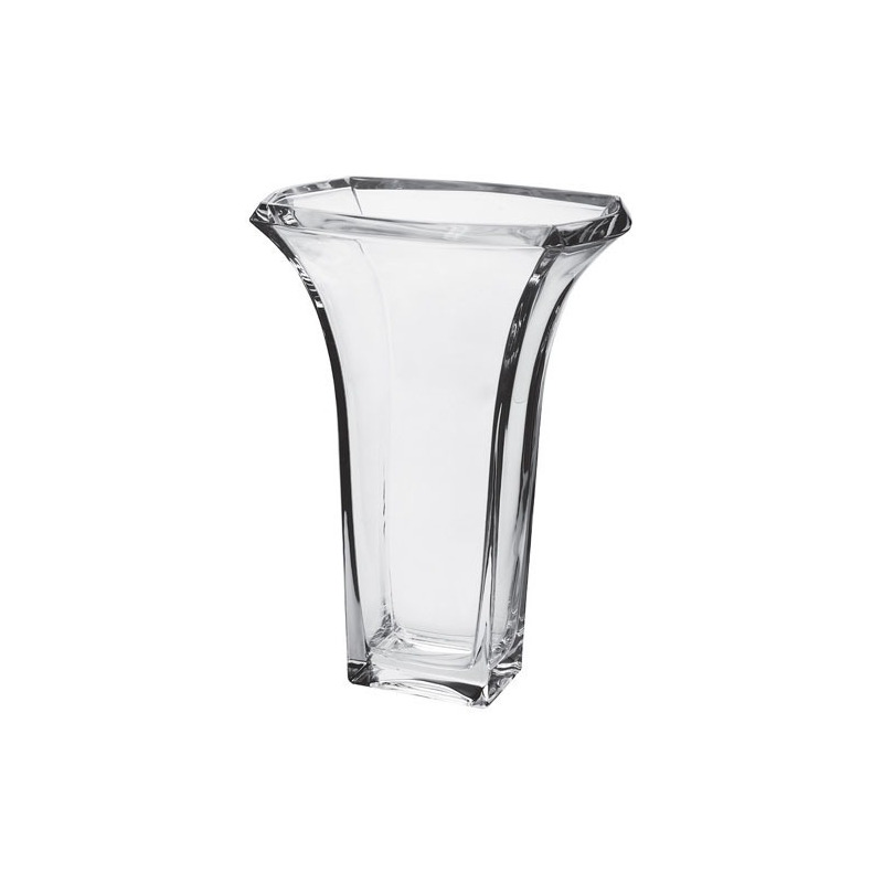 Vaso de Cristal Rectangle 30cm - Bohemia 7556535