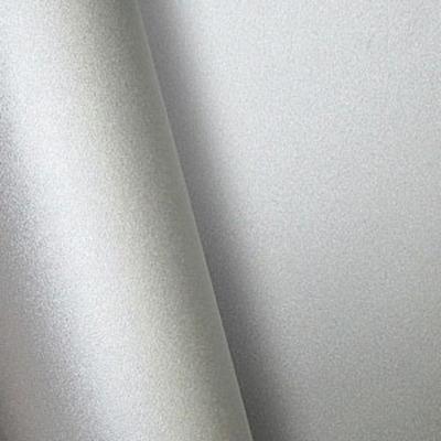 Vinil Adesivo para envelopamento automotivo jateado silver Larg. 1,38 m