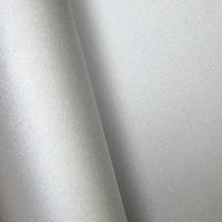Vinil Adesivo para envelopamento automotivo jateado prata Larg. 1,38 m