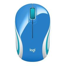 Mouse Logitech M187 Wireless Inalambrico Mini Nano Receptor