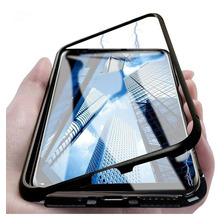 Funda Magnetica Xiaomi Redmi Note 7 Pro Baseglass + Glass 5d