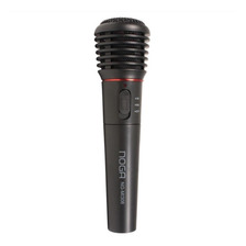 Microfono Inalambrico O Con Cable Karaoke Dinamico Noga