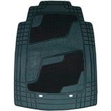 kit 97 mercadolibre cubrealfombra universal 4 piezas eggoflex con felpa gris oscuro