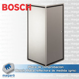 Placa de comprobación Bosch Placa reflectora de medida (gris)