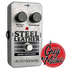 Pedal Electro Harmonix Steel Leather Nano Bass Expander