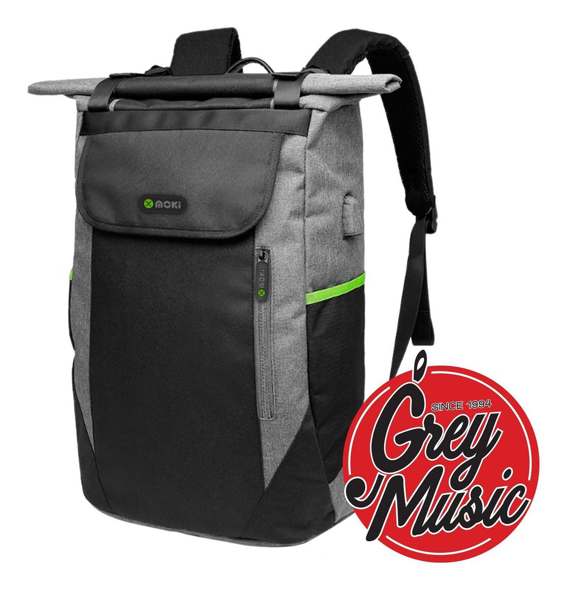 Mochila Moki Headphones Acc Bgodrt Laptop/notebook Backpack